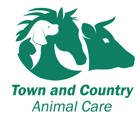 Town and Country Animal Care logo